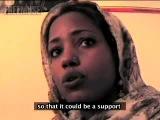 Interview with singer Aziza Brahim (Western Sahara)