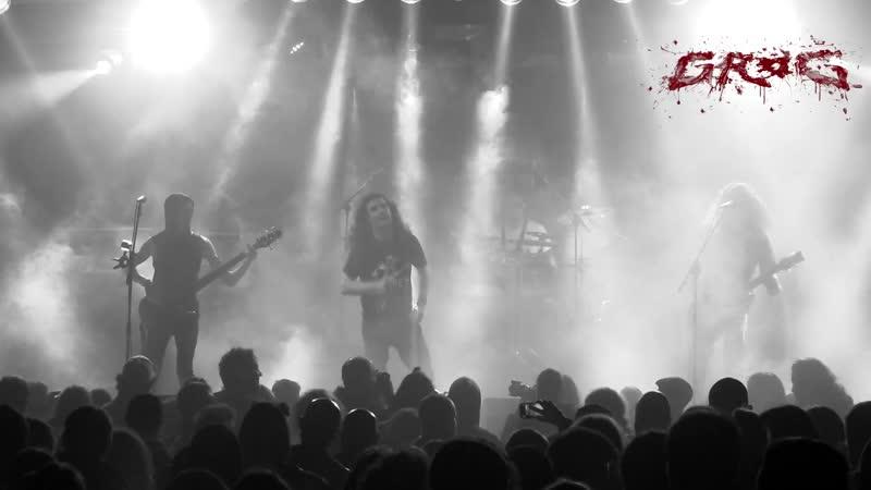 GROG - Savagery (Live) (vk.com/afonya_drug)