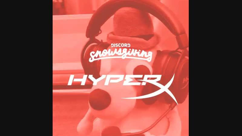 Гарнитура HyperX Cloud MIX
