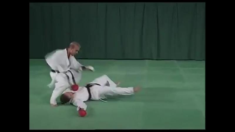 Alexandre Biamonti _ Karate Technique Kumite