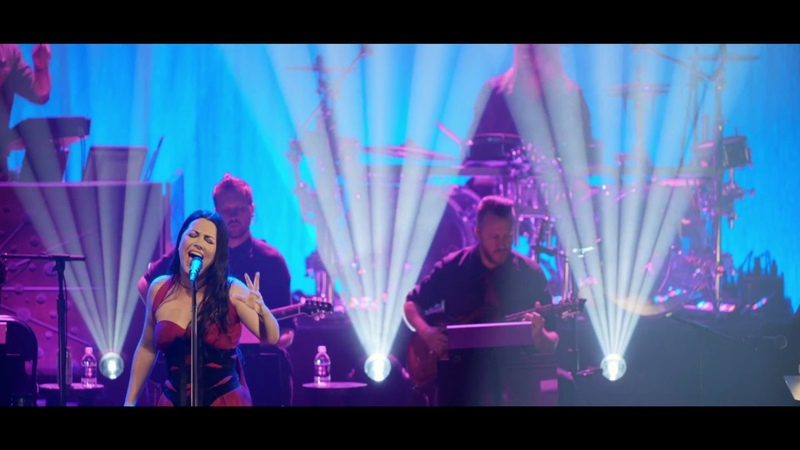 EVANESCENCE - Hi-Lo Synthesis Live DVD