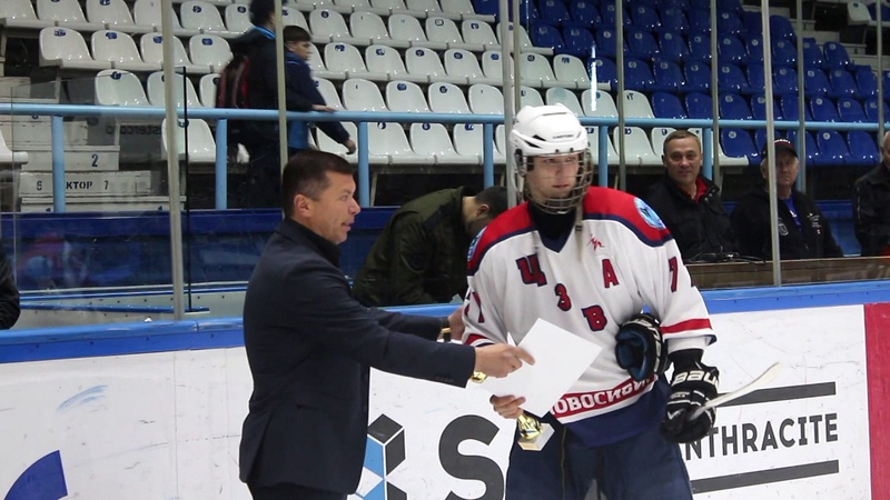 Хоккейное «Мастер-шоу» «Сибирь» – ЦЗВС 19 мая 2017 г.