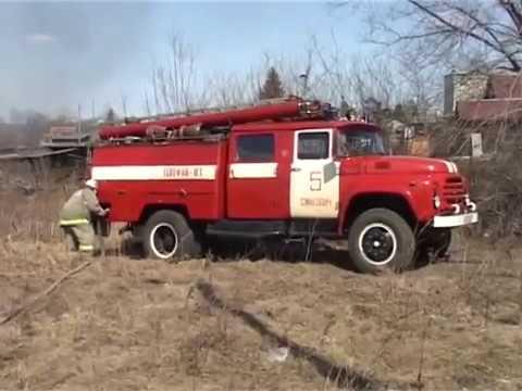 Особый противопожарный режим в Смидовичском районе ЕАО
