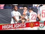 Shaqiri wonder strike in Michigan Man United 1-4 Liverpool Pre-Season 18-19