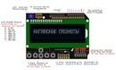 Подключение и тест LCD Keypad Shield