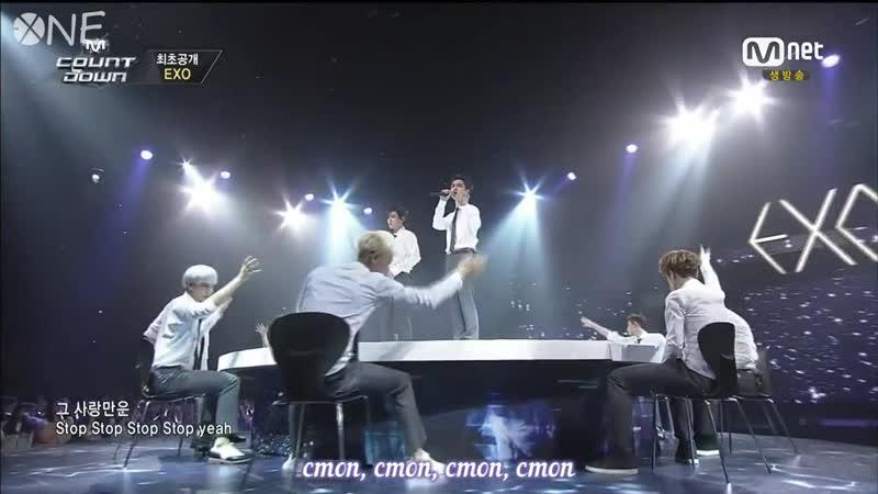 EXO - Moonlight (рус. саб)