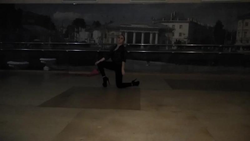 Холодкова Екатерина strip dance