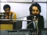 The Beatles - Let It Be (pelicula) + Rooftop Concert (concierto azotea) Sub Esp