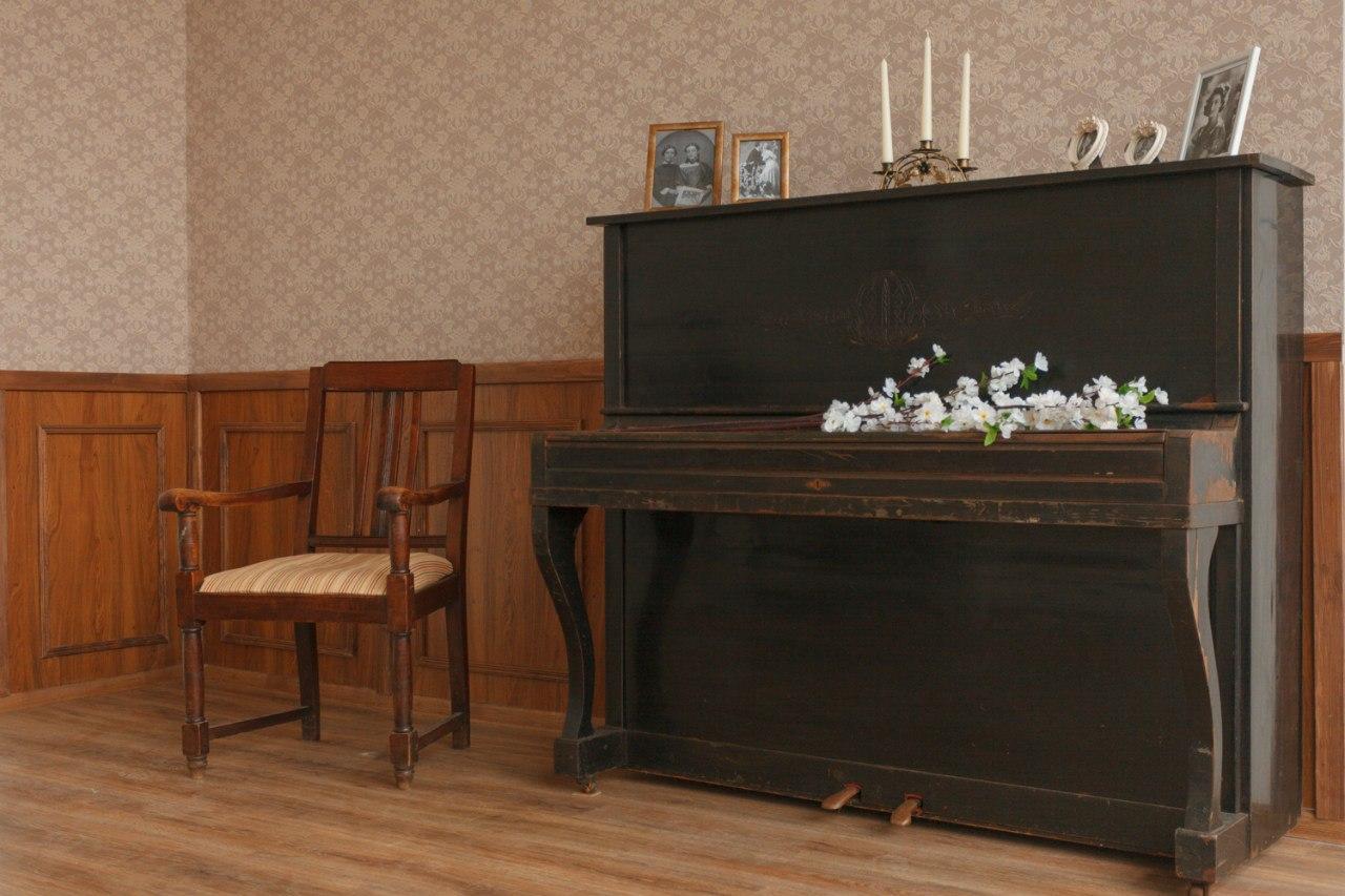 фотостудия с пианино минск самые