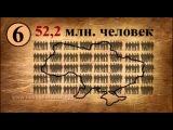Почему 52 млн Украинцев превратились в 40 млн. - YouTube