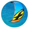 """Kitesurfing style """"Море ветра"""" ( кайт/серф/вейк)"""