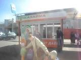Кострома, автобус №15( з-д Красная Маевка - м-н Паново)