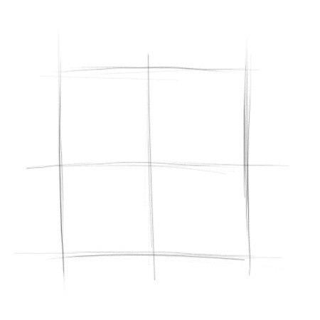 Рисование объемной фигуры - шара