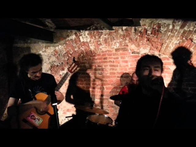 Gerbert Morales (Jah Divizion) & Detsl a.k.a. Le Truk (live in Gegel), 11 мая 2013