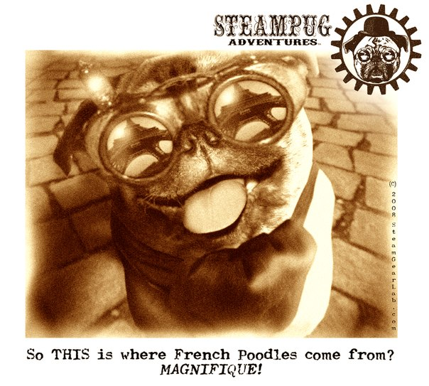 Steampug Adventures by Doctor Grymm (Фото 6)