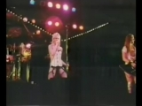 THE RUNAWAYS - CHERRY BOMB live in Japan 1977 (higher quality)