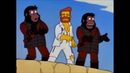 Planet of the Apes (the musical) starring Troy McClure