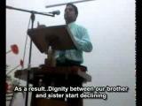 Talk no 3 - Theocratic Ministry School ( with english subtitles) - Amit Samson