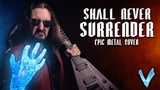 Devil May Cry 4 - Shall Never Surrender EPIC METAL COVER (Little V)