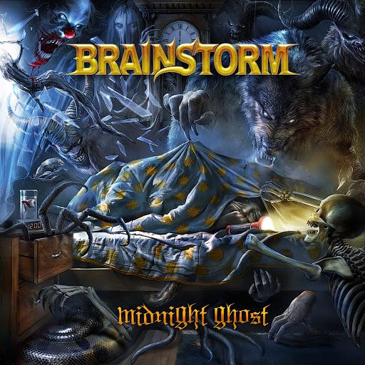 Brainstorm альбом Midnight Ghost