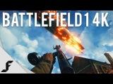 Геймплей мультиплеера Battlefield 1 в 4К.