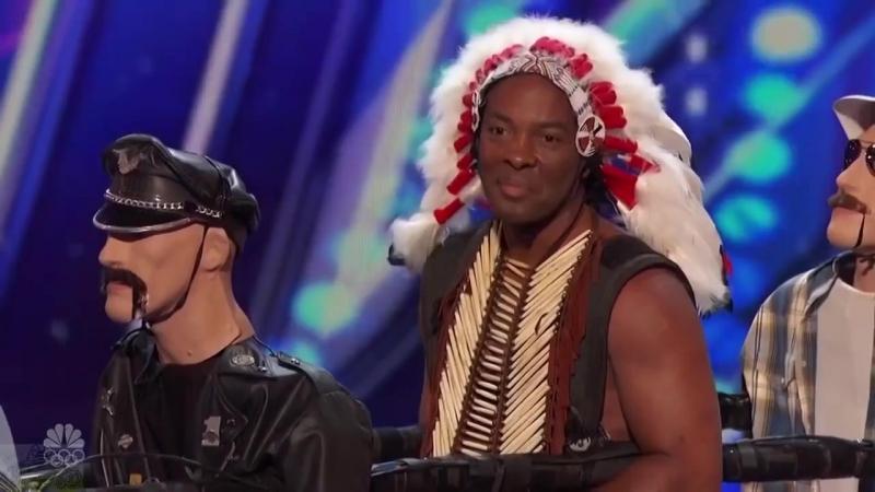 America's Got Talent - Парень взорвал зал [Christopher 54 year] Village People - YMCA (хорошее настроение, юмор, смешное). » Freewka.com - Смотреть онлайн в хорощем качестве