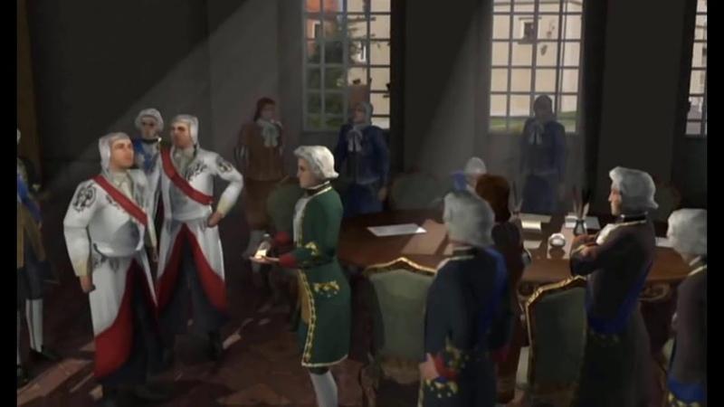 третий раздел Польши 1795