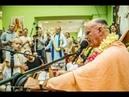 Kirtan Indradyumna Swami. St. Petersburg 04.05.2018