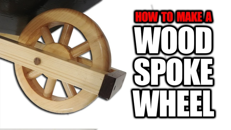 How to Build a Wood Spoke Wheel (With a Router Table)