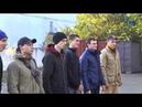 Дев'ятеро призовників відправилося на службу до лав Збройних сил