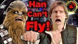 Film Theory Han Solo CAN'T Fly! (Star Wars Trilogy + Solo A Star Wars Story)