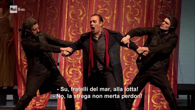 Teatri di Piacenza - Amilcare Ponchielli: La Gioconda (Пьяченца, 16.03.2018) - Акт I II