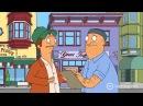 Bob's Burgers Бургеры Боба Закусочная Боба 1 сезон 3 серия 2х2