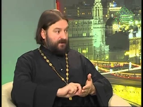 Прот. А.Ткачев - Исповедь и причастие 2 (2014.08.19)
