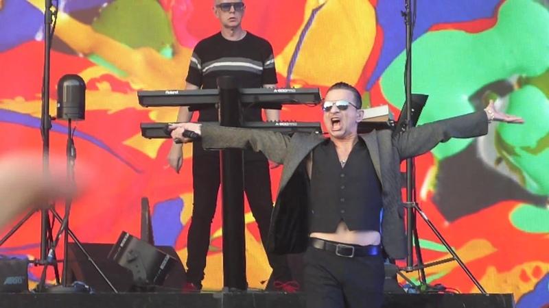 DM: Going Backwards - Live on Beauregard Festival HEROUVILLE-ST-CLAIR 09/07/2018