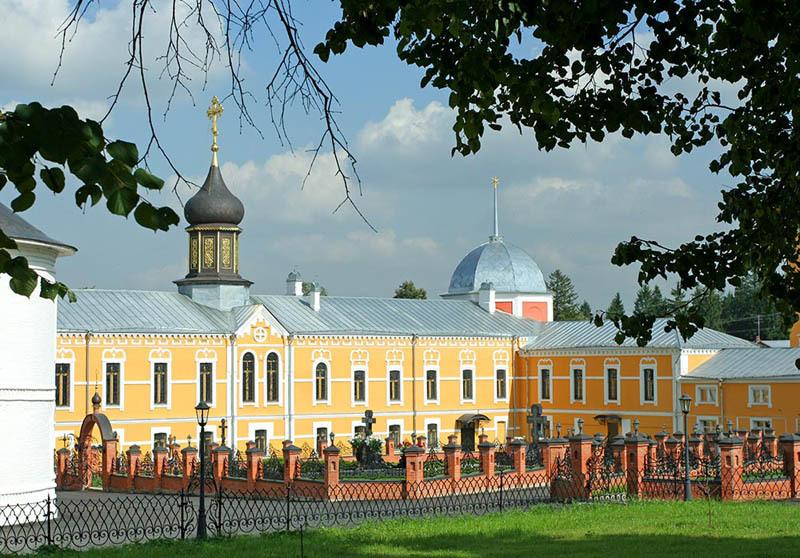 Y8pqMSfKivs Давидова пустынь монастырь в Подмосковье.