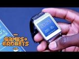 Samsung Galaxy Gear - кратко и понятно