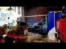 Запах гари на 2 км: крупный пожар вспыхнул в Железнодорожном районе Самары