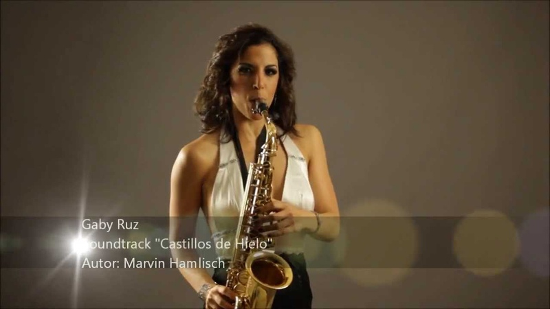 Gaby Ruz - Soundtrack Castillos de hielo
