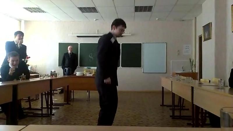 Станцевал танец Специально для Кати Сизык