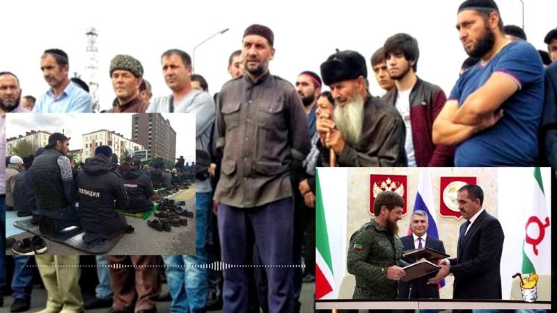Ингушетия не прогнулась. Кремль начал информационную блокаду