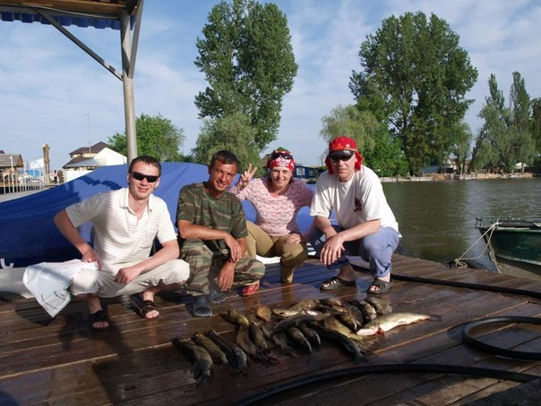 рыболовная база уловистая астрахань