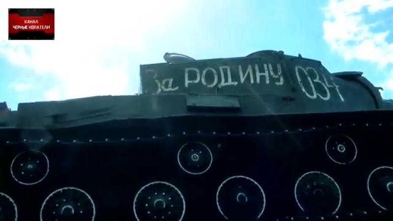 ВНУТРИ ИСУ-152 ЗВЕРОБОЙ ТАНКИ ВОВ » Freewka.com - Смотреть онлайн в хорощем качестве