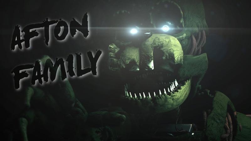 [FNAF | SFM] Afton Family - KryFuZe (Russell Sapphire Remix)