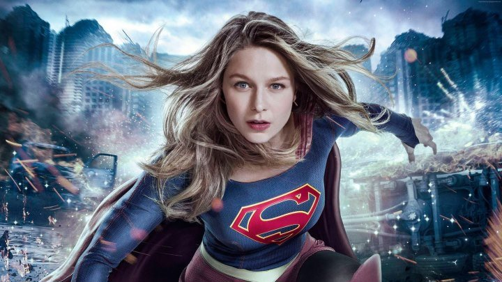 СУПЕРДЕВУШКА (СУПЕРГЁРЛ) / Supergirl 4_СЕЗОН .[1_серия_из_22] ( премьера 2018) 4K