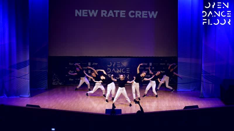 OPEN DANCE FLOOR   NEW RATE CREW   BEST DANCE SHOW BEGINNERS