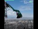 Хотите болтаться в 300-х метрах над землей? Тогда вам в Лас-Вегас на крышу отеля «Стратосфера» ??