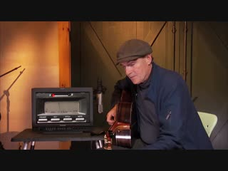 TUNING - Official James Taylor Guitar Lessons