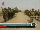 САА в Daraa и Suweida на юго-западе Сирии