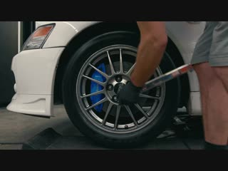 Nitto Tire ASMR (No Talk), truck and car tire install noises
